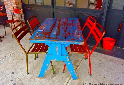 N.Y.P.D Table