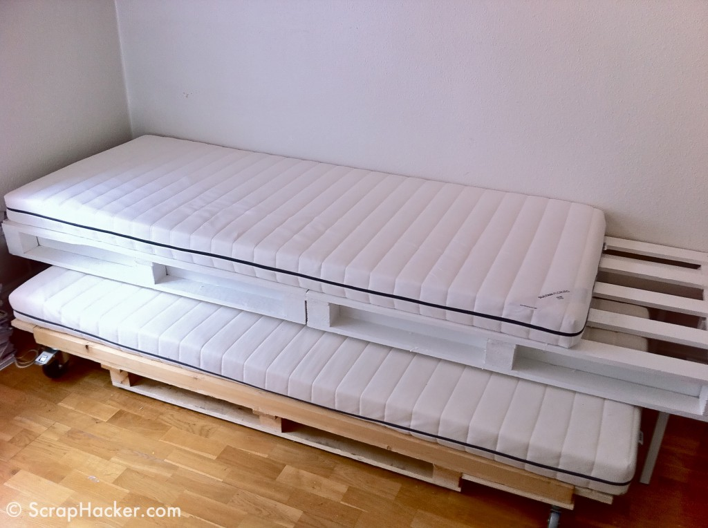 Idea palets cama marinera taringa - Tarimas para camas ...