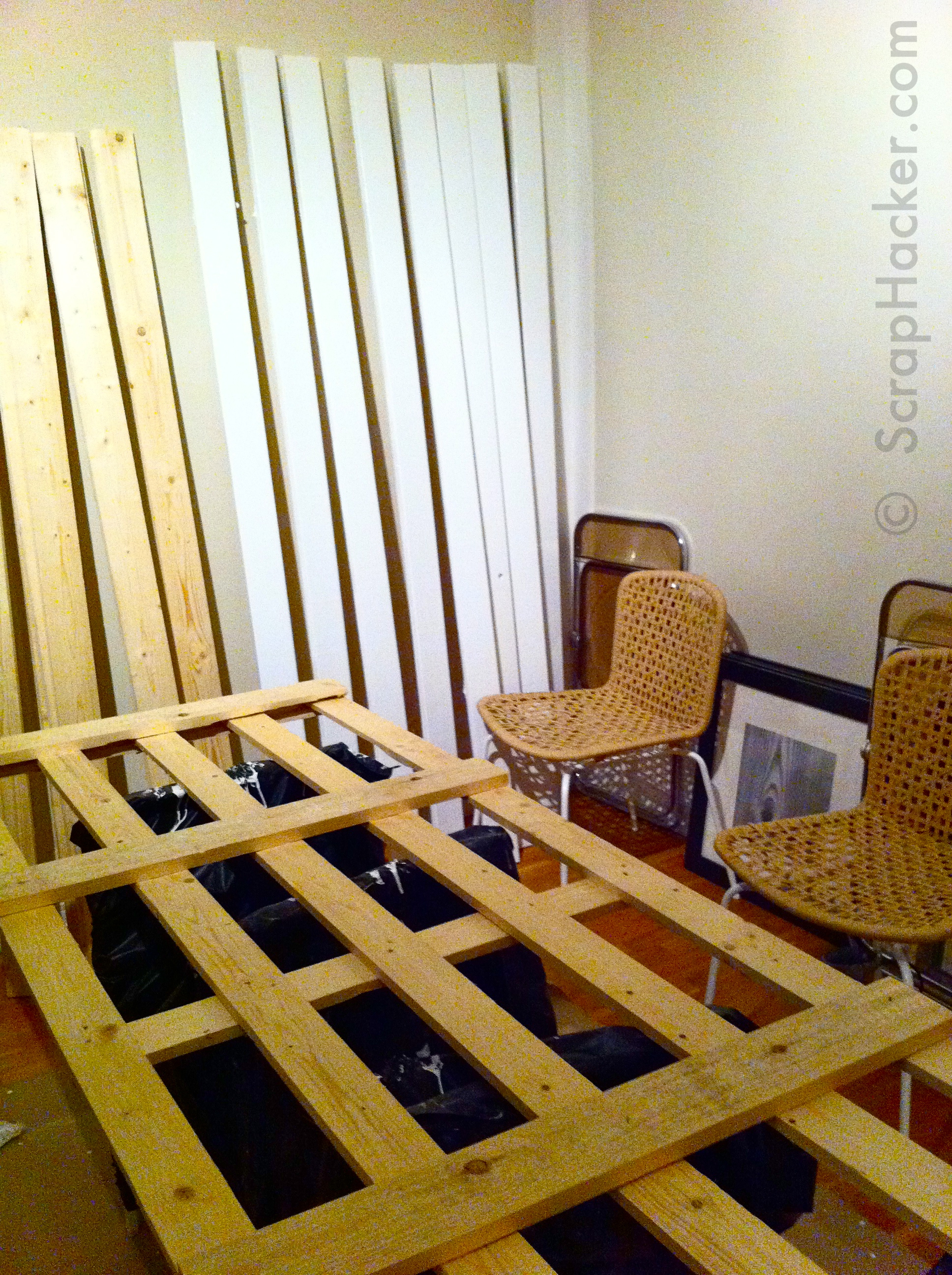 Pallet dining table - D I Y Pallet Dining Table A Step Tutorial Kitchen Ideas