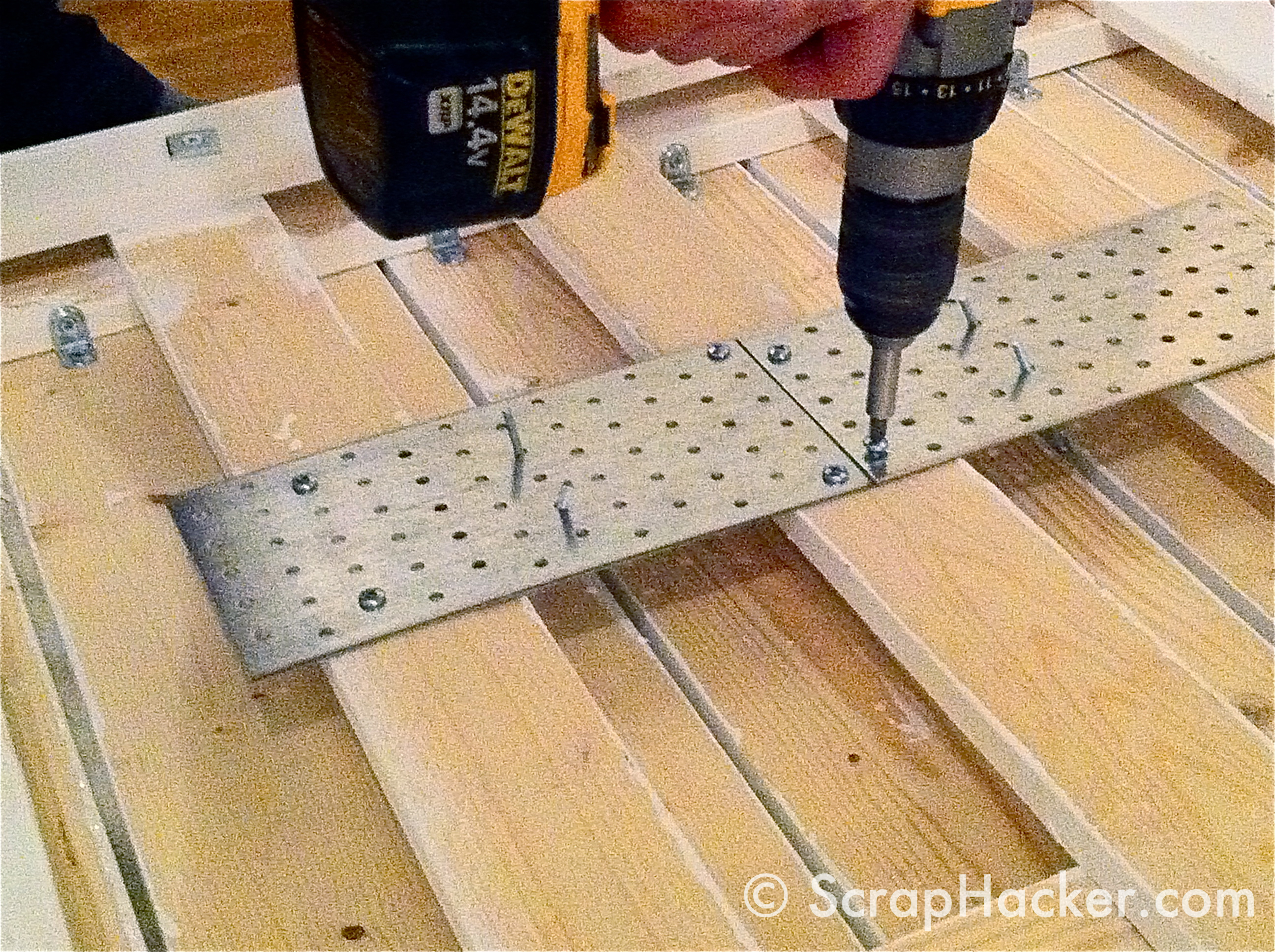how to join wood withour screws or nails