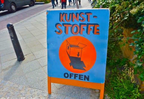 Kunststoffe, Berlin