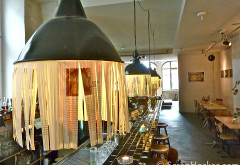 Michelberger Bar Pendant Lamp