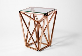 The Ultra conductuve Table by Paul Loebach