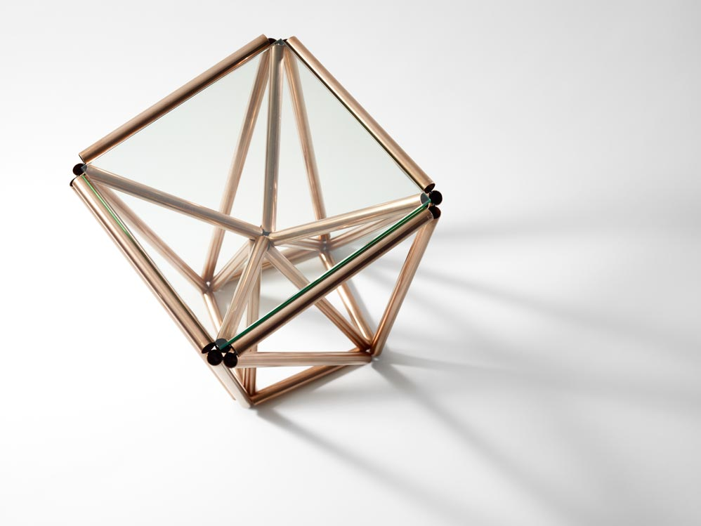 The Ultra conductive Table made by Paul Loebach