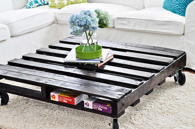 Top 10 DIY Ideas For Pallet Coffee Tables