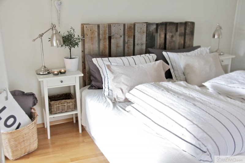 Top15 Pallet DIY Ideas For The Bedroom