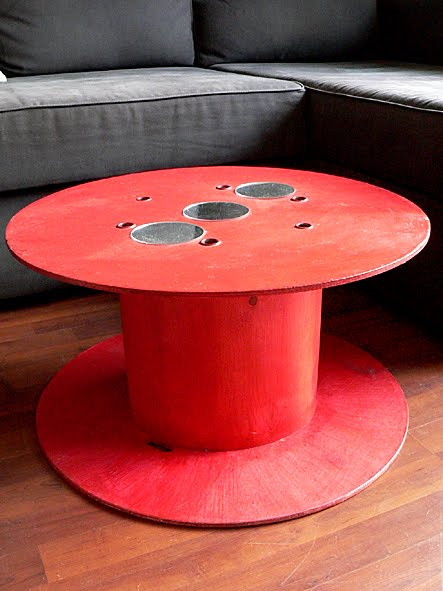 Top 20 d i y cool cable spool coffee table hack ideas - Customiser une table basse ...