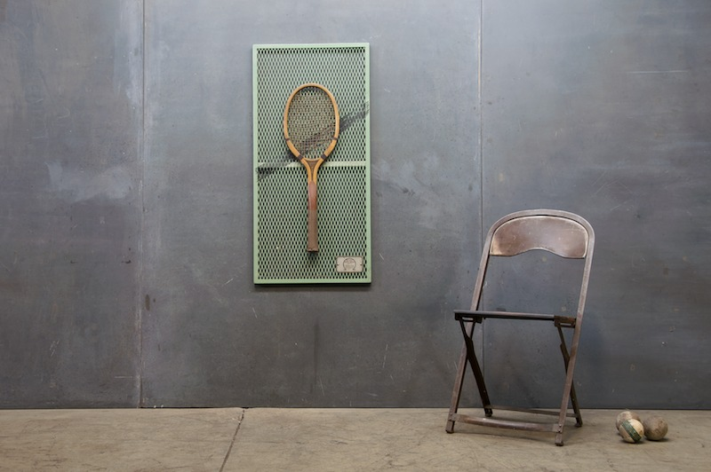 Hacky Racquets Creative Re Use Of Vintage Tennis Racquets