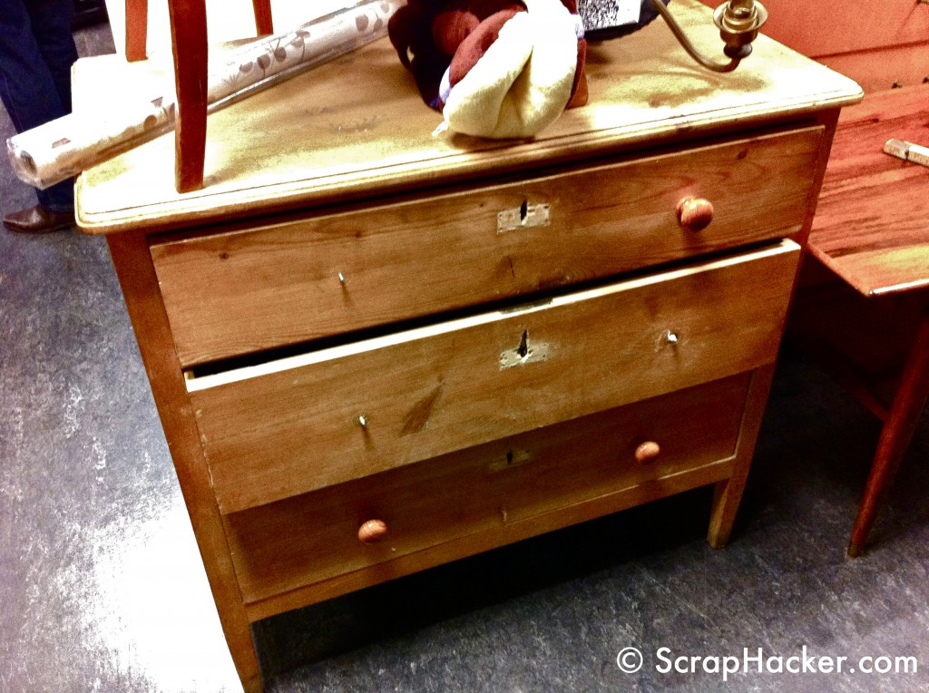salvaged furniture remake ScrapHacker