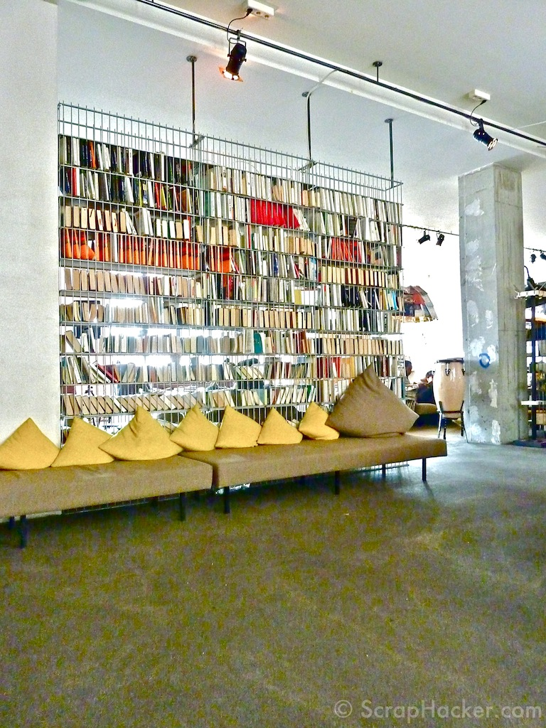 Gallery Of Diy Interior Design Ideas From Hotel Berlin With Books