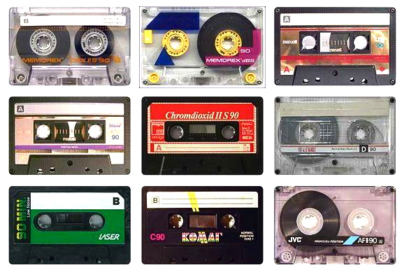 Recycling Cassette Tapes 10 Diy Ideas From Scraphacker Com
