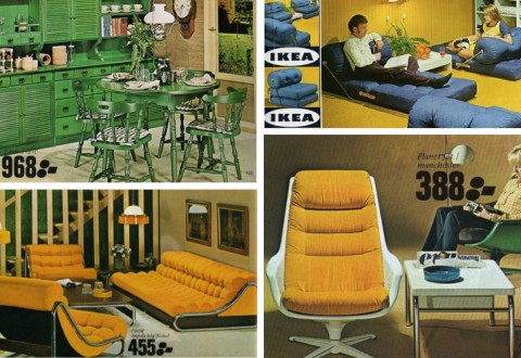 ikea old catalogs images