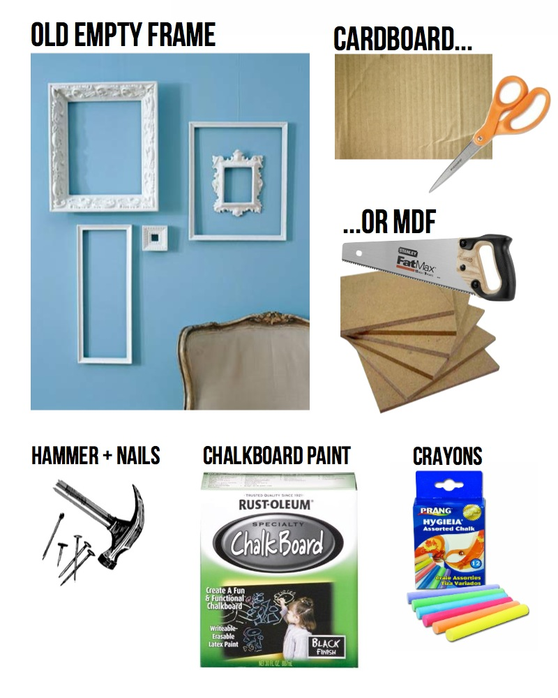 some - Diy Picture Frame Ideas
