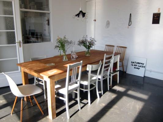 Odd Chairs chunky chic - meet designer judith seng