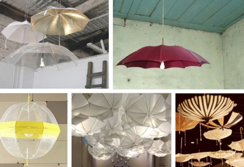UMBRELLA LAMPS