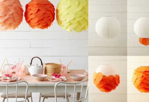 Martha Stewart DIY Lamps