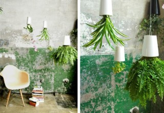 Upside Down Planters - DIY Inspiration