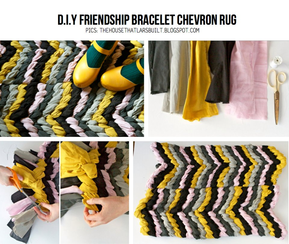 Diy Chevron Projects 10 Awesome Ideas Tutorials