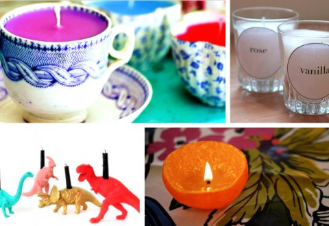 DIY Candles