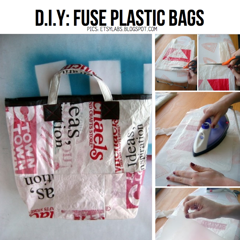 diy plastic bag craft 6 awesome diy ideas