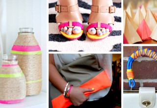 DIY Inspiration - Neon Renewal