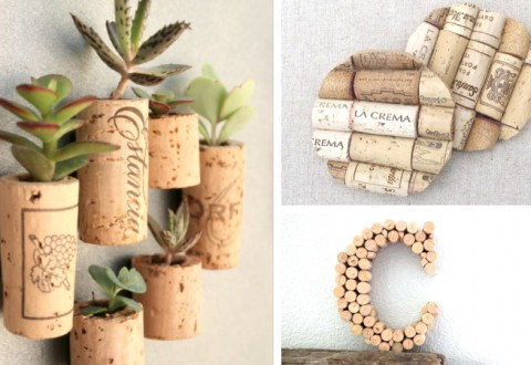 Cork DIY Ideas