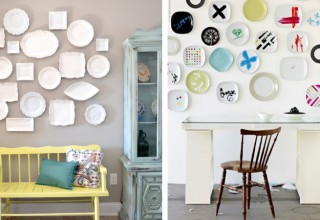 DIY Plate Wall Ideas