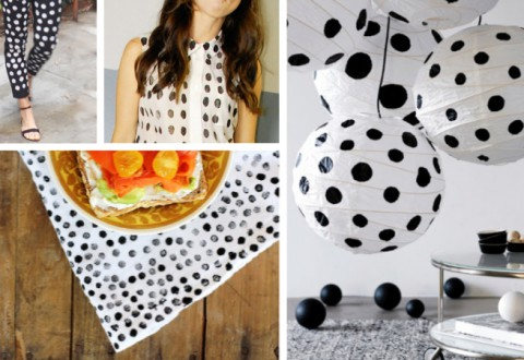 DIY Polka Dot Ideas