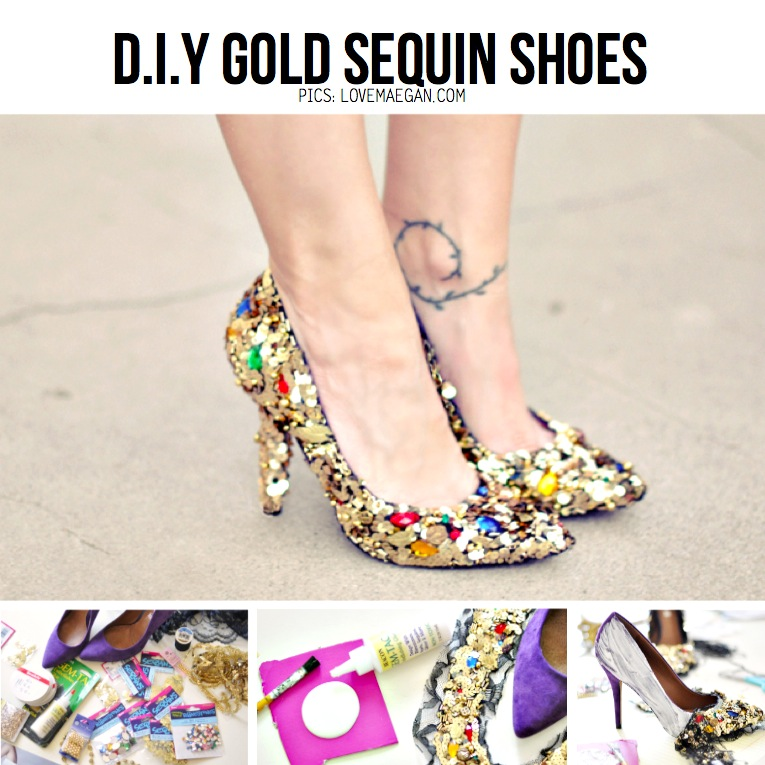 Miu Miu Sequin shoes: guarda come scintillo