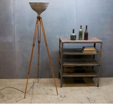DIY Tripod Lamp - 3 DIY Ideas