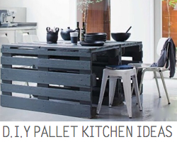 Pallets for the Kitchen - Some D.I.Y Inspiration from SHacker.com on pallet storage ideas, pallet towels ideas, pallet bathtub ideas, pallet ottoman ideas, pallet painting ideas, pallet bookcase ideas, pallet fireplace ideas, pallet lamp ideas, pallet cabinet ideas, pallet bath ideas, pallet vanity ideas, paint kitchen table ideas, pallet tv stand ideas, pallet chair ideas, pallet garden ideas, pallet living room ideas, pallet coat rack ideas, pallet kitchen storage, pallet kitchen furniture, pallet entertainment center ideas,