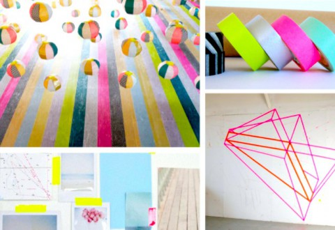 Washi Tape DIY Inspiration