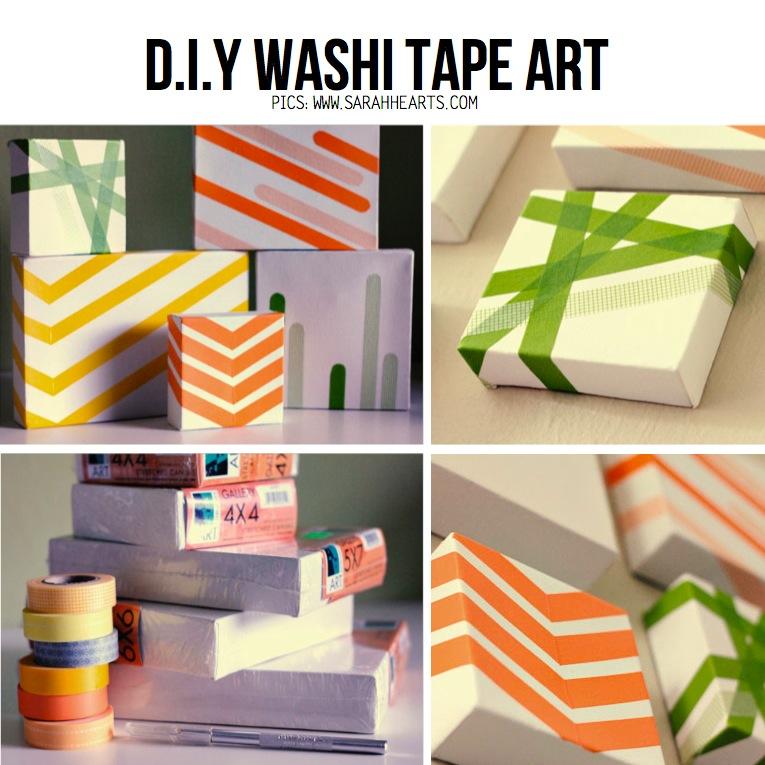 Top DIY Washi Tape - Awesome DIY Ideas & Tutorials VO05