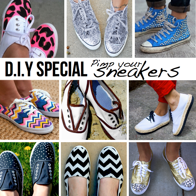 Outstanding Sneaker DIY Ideas 750 x 750 · 871 kB · jpeg