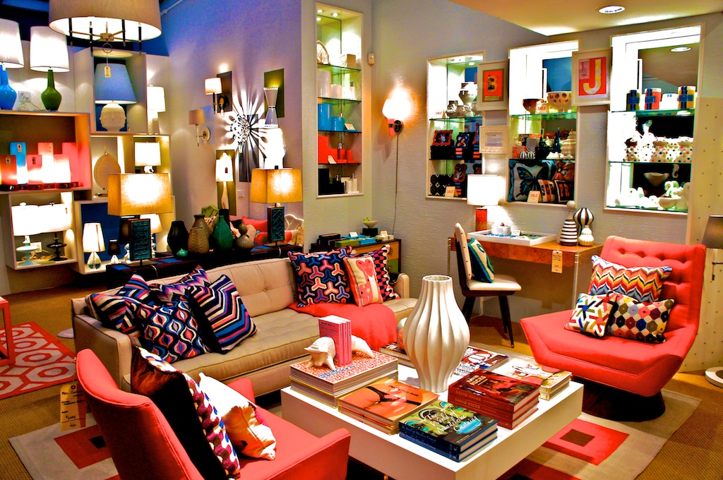 Diy Inspiration From Jonathan Adler Nyc Store