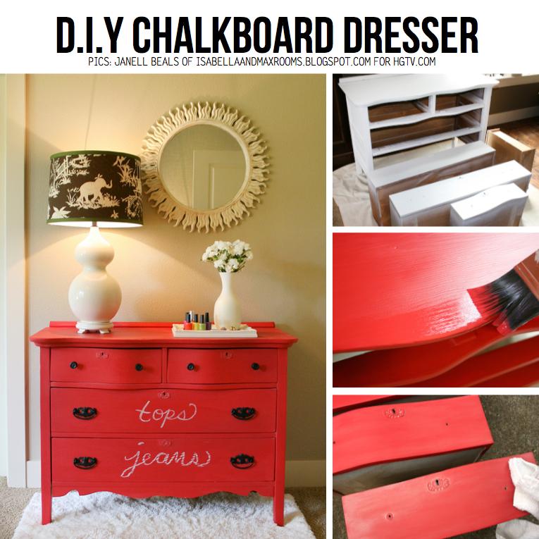 Diy dresser dress up 15 diy ideas tutorials - Chalk paint dresser ideas ...