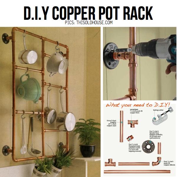 Diy Copper Curtain Rod Brittanymakes Diy Amp Crafting