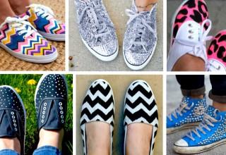 Sneaker DIY Special