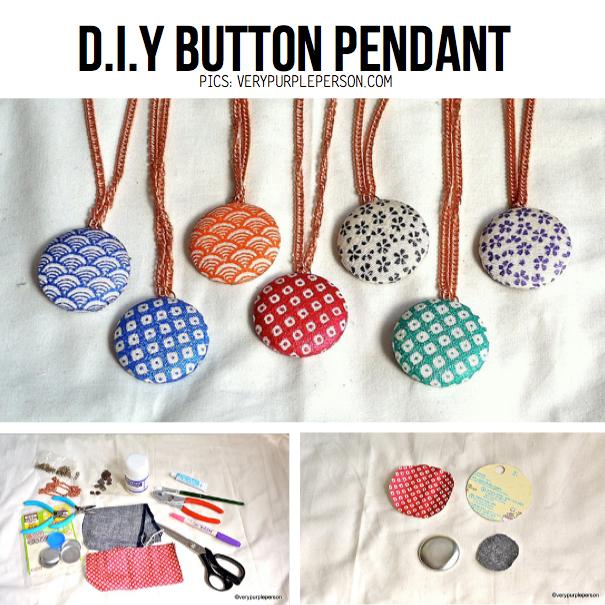 DIY Button Bling! DIY Button Bracelets, Earrings, Necklaces