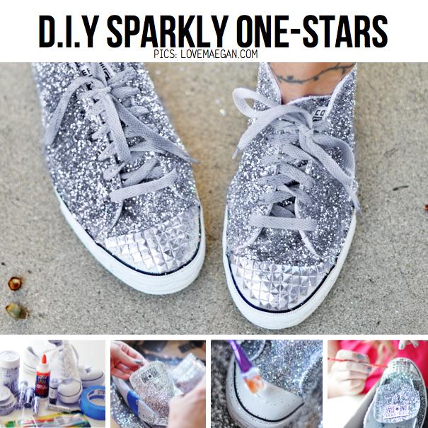 http://media.scraphacker.com/2012/04/diy-sparkly-onestars.jpeg
