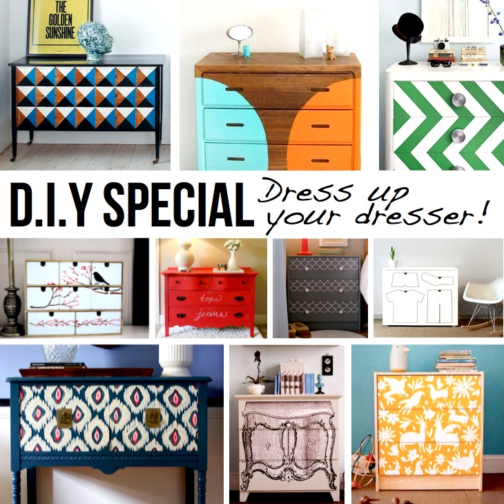 Diy Dresser Makeover Ideas Woodguides