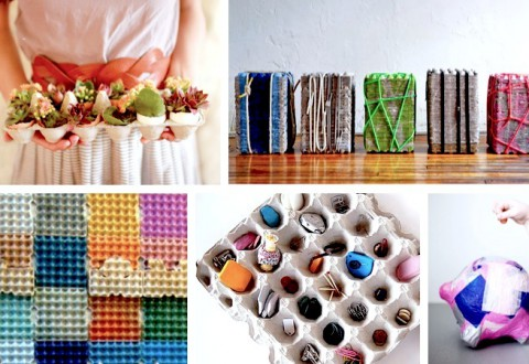DIY Egg Carton Ideas