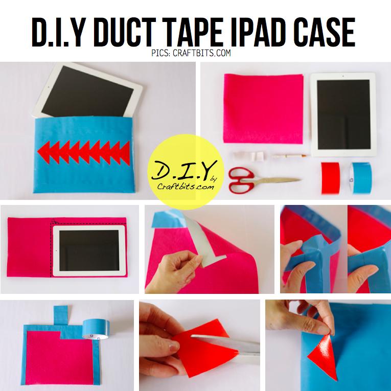 Duct Tape Diy 10 Ideas Tutorials