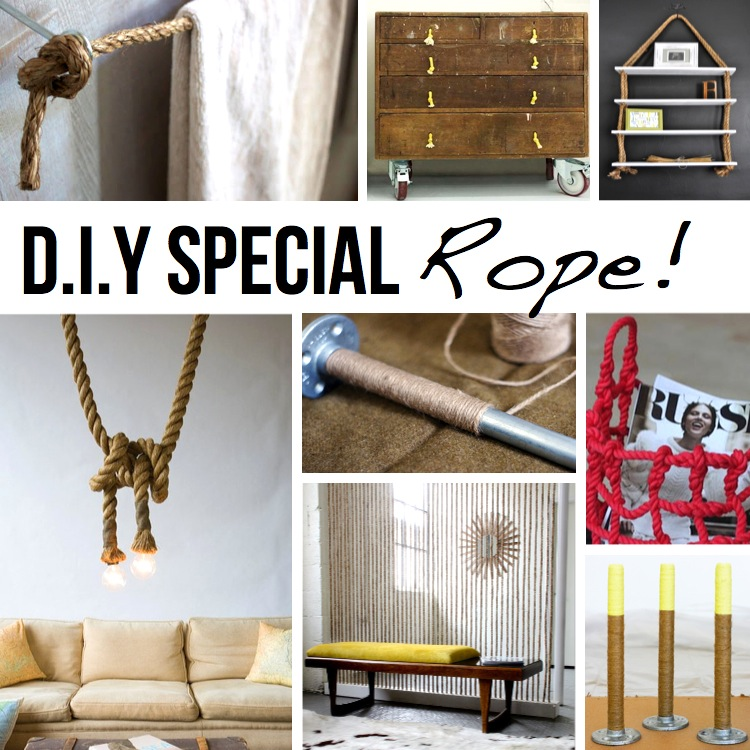 Great DIY Rope Ideas 750 x 750 · 182 kB · jpeg