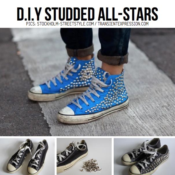 scarpe tipo converse