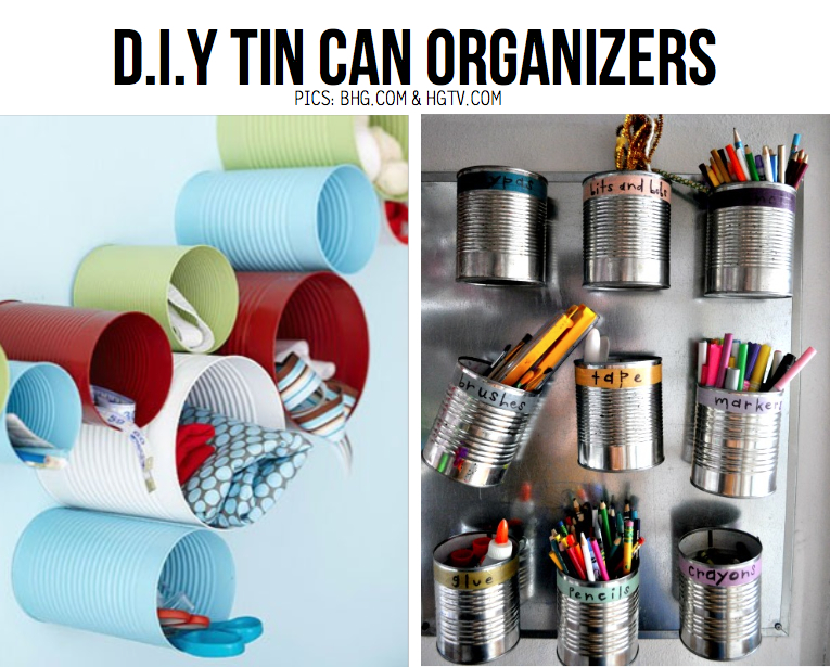 Industrial pipe shelving 25 awesome diy ideas for for Tin can diy