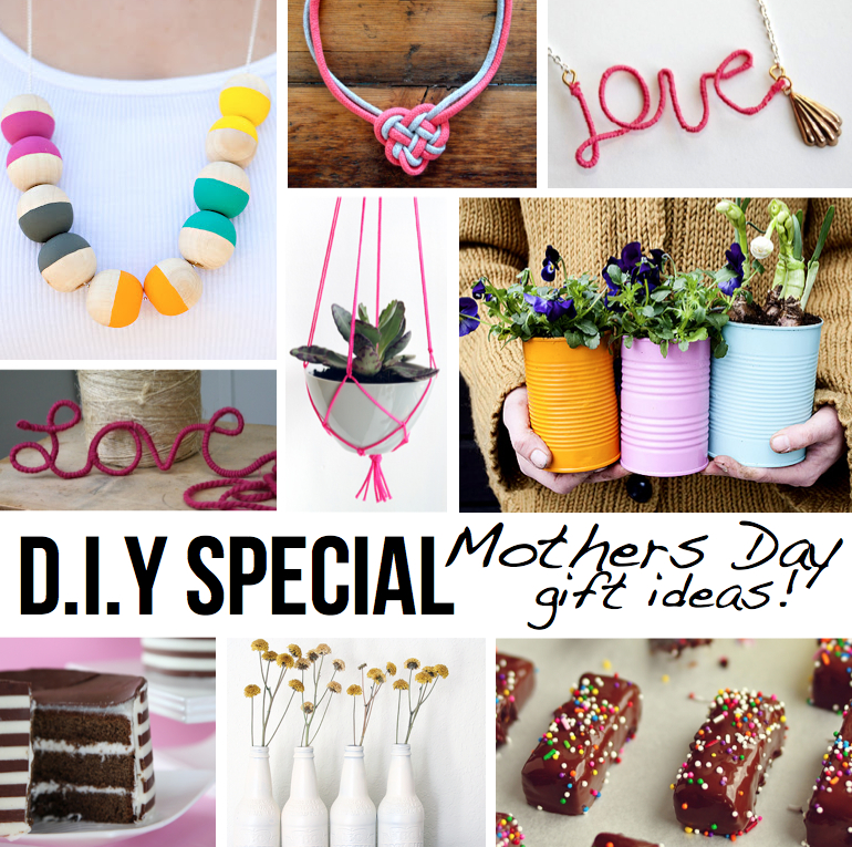Mothers day diy 10 awesome diy gift ideas sunday solutioingenieria Images
