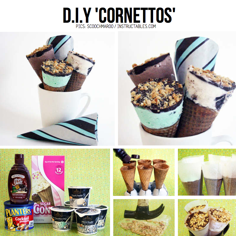 Last but not least, the real deal: Delicious DIY! Recipe from ...
