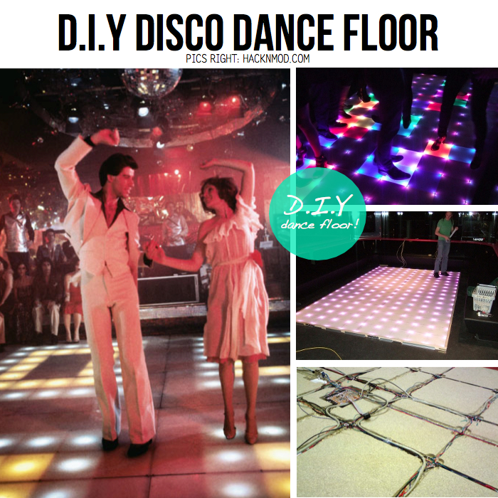 Diy for disco divas 10 diy ideas tutorials for solutioingenieria Images