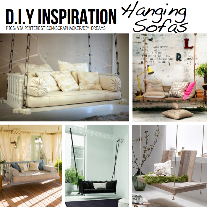 Put Your Stuff Up In The Air Hanging Diy Ideas Tutorials